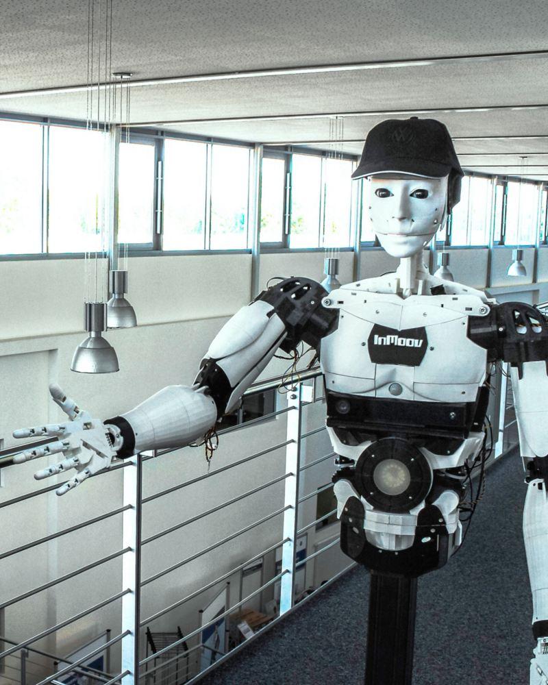 Künstliche Intelligenz im Werk in Zwickau