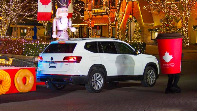 VW Atlas blanc