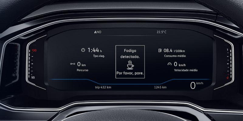 Detector de Fadiga - Volkswagen