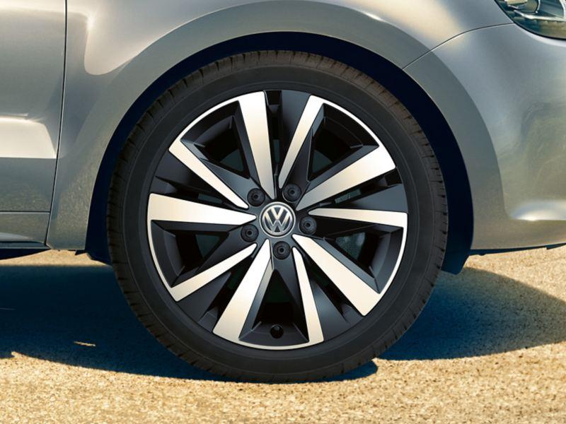 Sharan 'Odessa' alloy wheel 7 J x 17