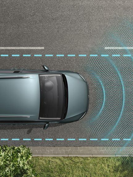 車道維持及偏移警示系統