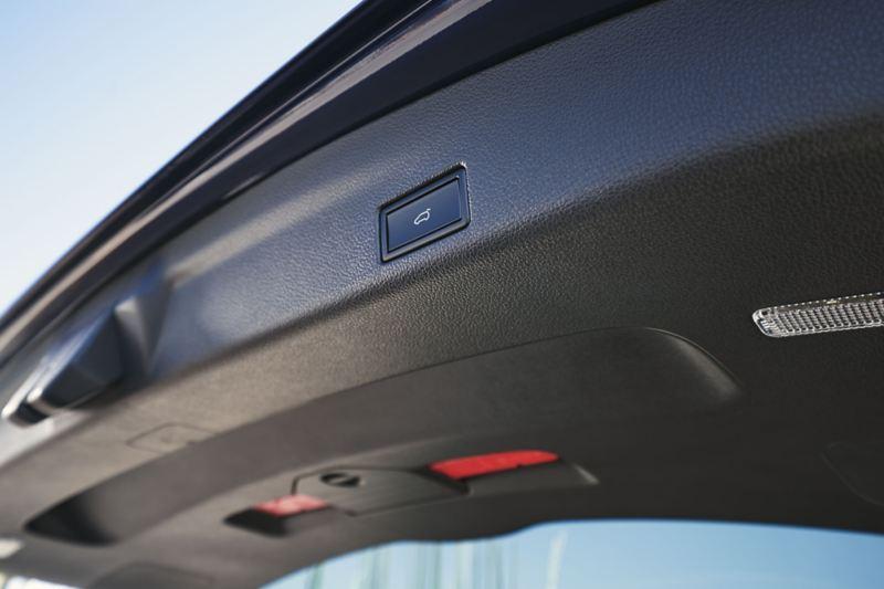 VW Sharan UNITED Easy Close Funktion der Heckklappe
