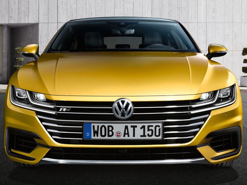 Frontale Volkswagen Arteon