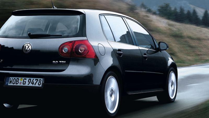 Volkswagen dotata di pneumatici all-season