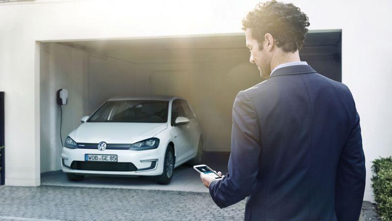 Car Net Remote Volkswagen Golf