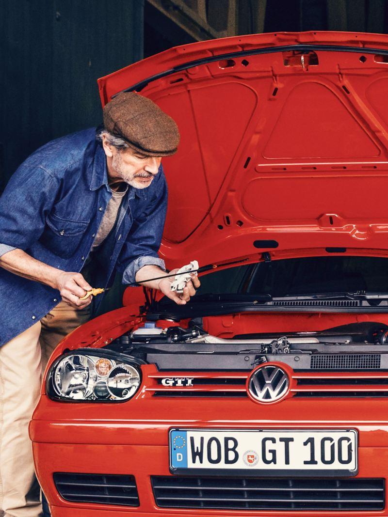Volkswagen service Classic Parts