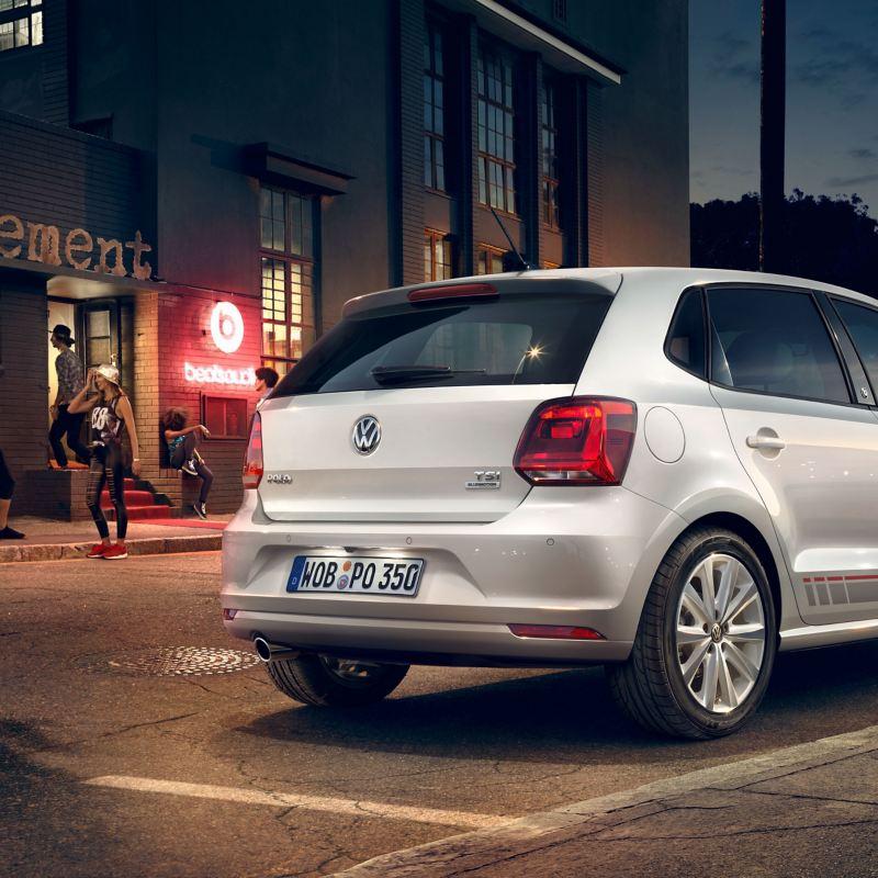 Posteriore Volkswagen Polo
