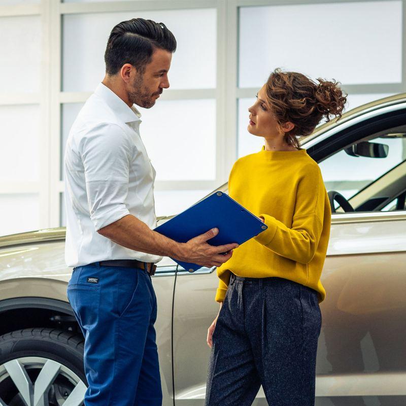 Service auto Volkswagen