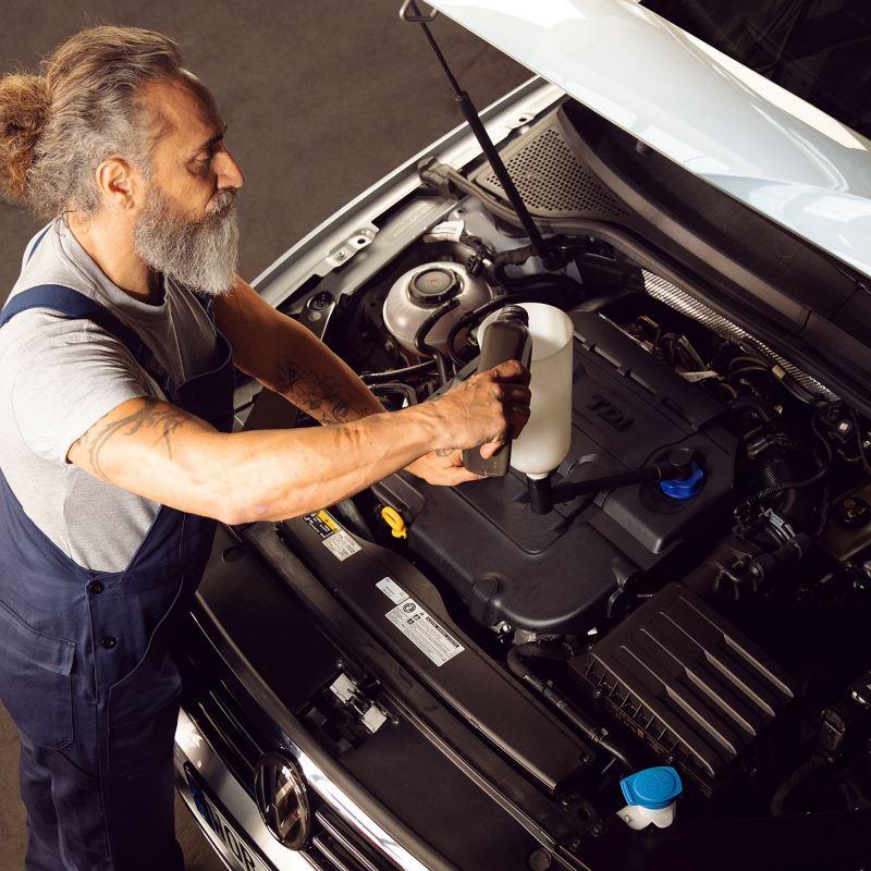 volkswagen 機油知識