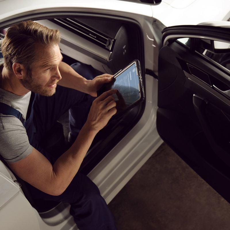 Volkswagen 維修和檢查