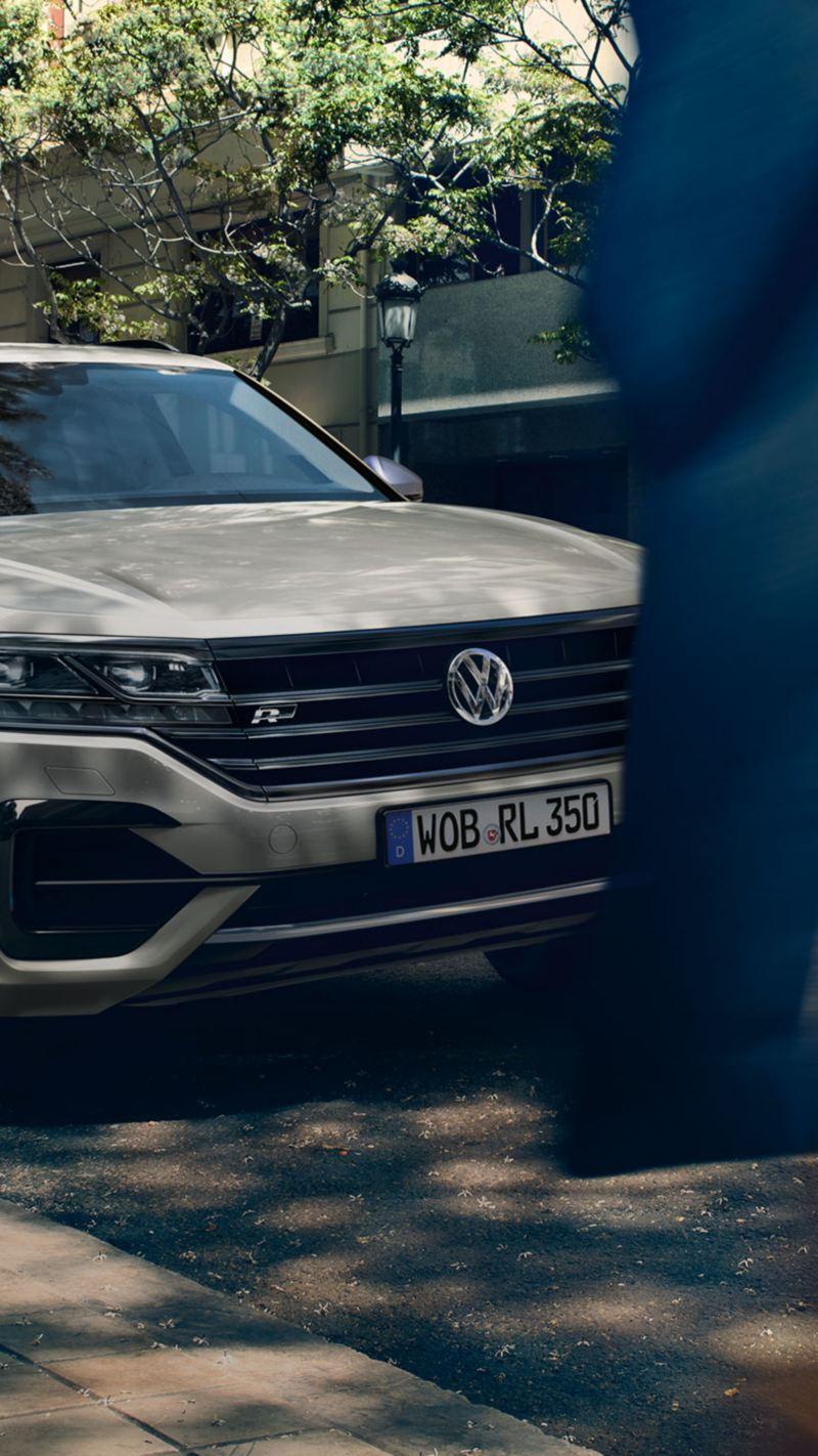 Volkswagen in sosta