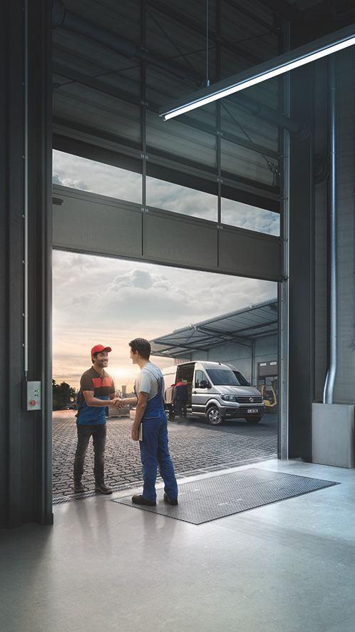 Expertise et matériel des techniciens Volkswagen Véhicules Utilitaires
