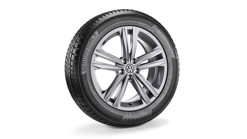 16 tommers Sebring lettmetallfelger til Volkswagen Polo liten bil