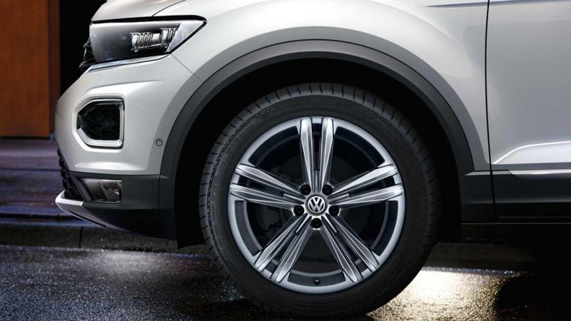 Senterkopp til Volkswagen felger på VW T-Roc