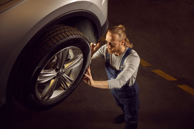 VW Tyre Care