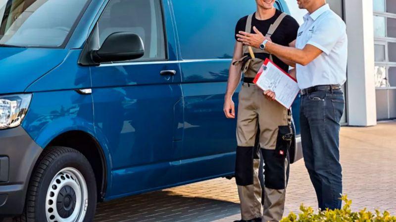 Service Plan Volkswagen Veicoli Commerciali