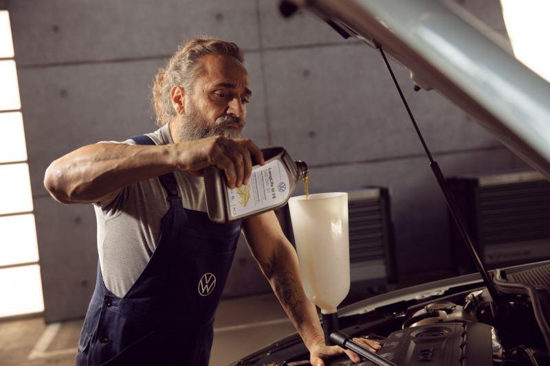 Volkswagen 油品及添加劑
