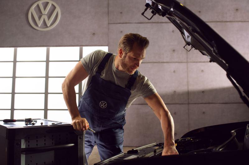 Volkswagen 維修與服務