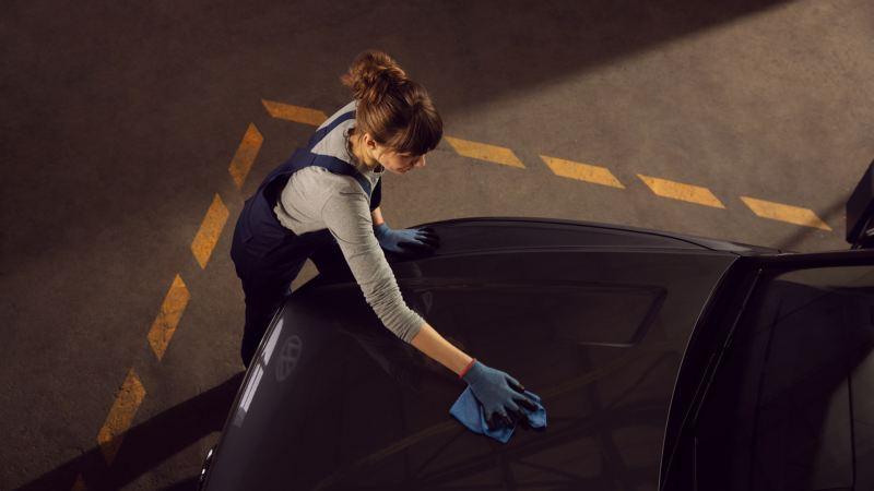 Volkswagen 車身與漆面