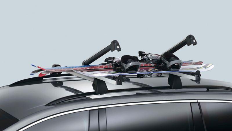 スキー&スノーボードホルダー (Lタイプ/スライド)