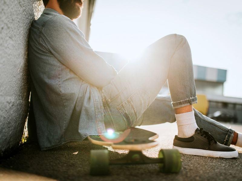 Riattrezzare longboard e skateboard con una batteria