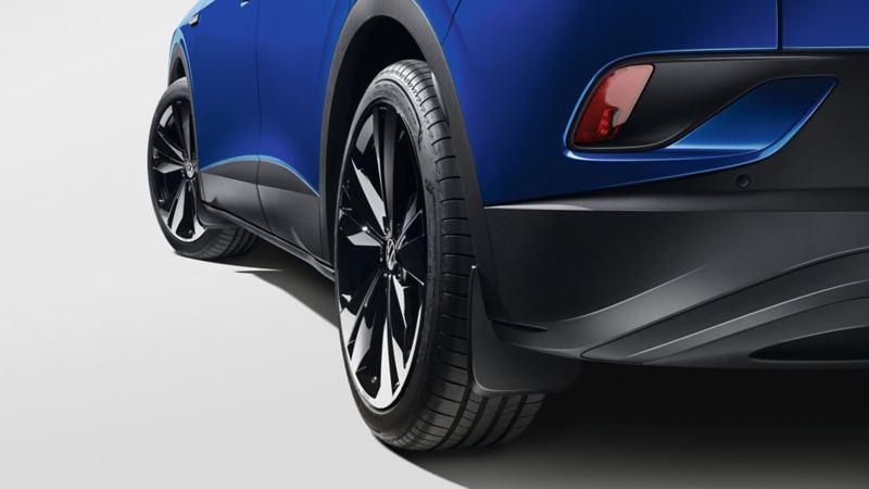 Skvettlapper for beskyttelse til VW Volkswagen ID.4 elbil SUV