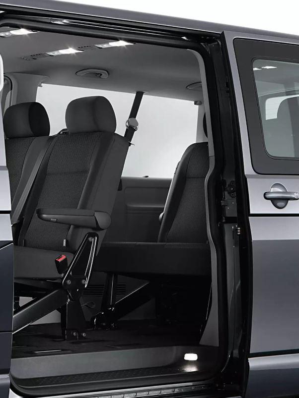 Caravelle sliding doors