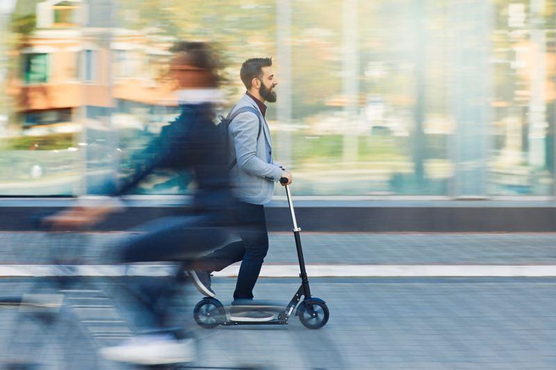 Movilidad de último kilómetro en la ciudad