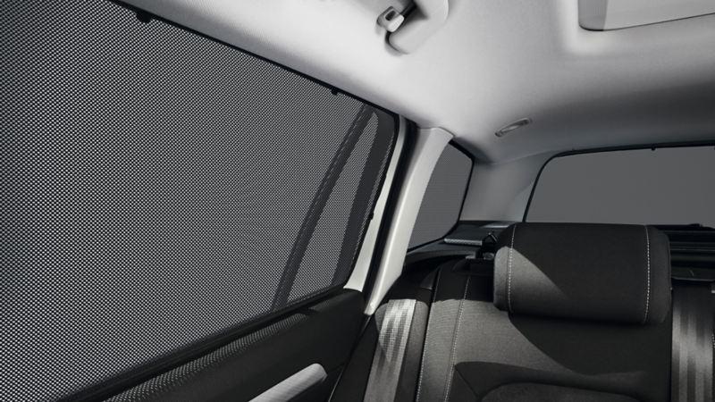 Solskjerming i VW Volkswagen ID.4