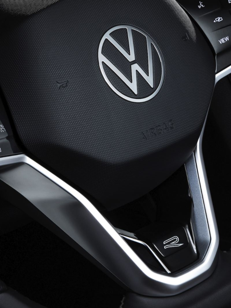 The Arteon steering wheel
