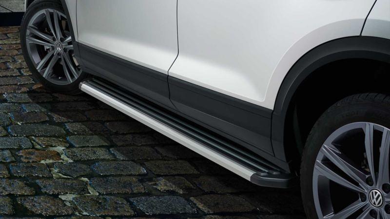 Volkswagen stigtrinn til VW T-Roc SUV