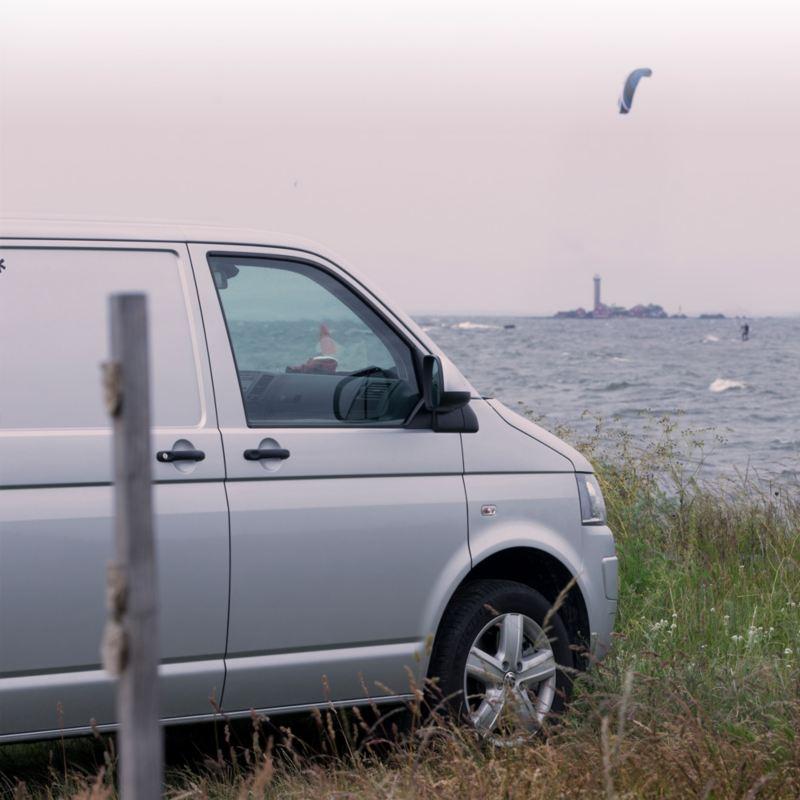 Volkswagen Transporter 4MOTION DSG