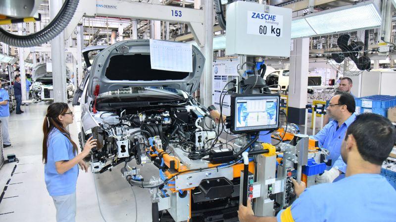 Trabalhe Conosco - Volkswagen do Brasil