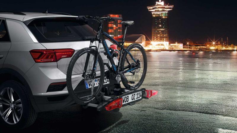 Volkswagen Sykkelstativ for tilhengerfeste til VW T-Roc SUV