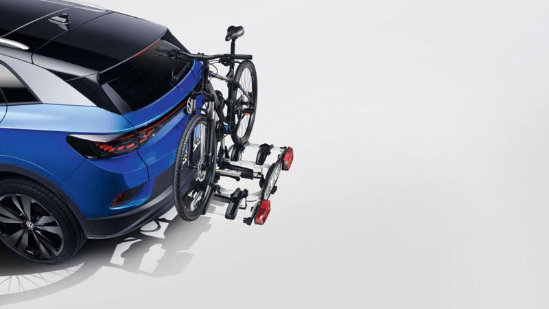Sykkelholder for sykkel på tilhengerfeste til VW Volkswagen ID.4