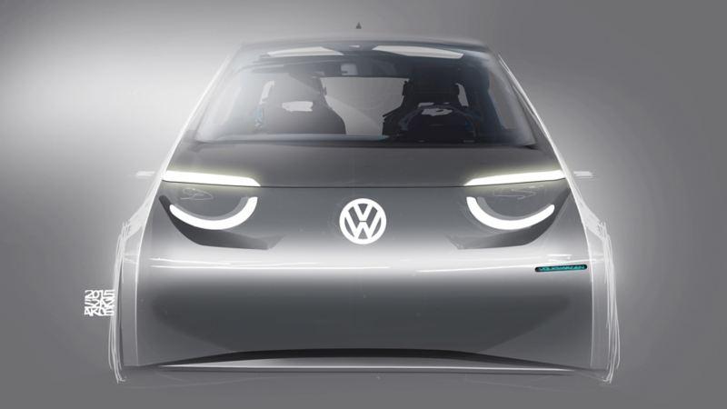 Prototipo di Volkswagen ID.3