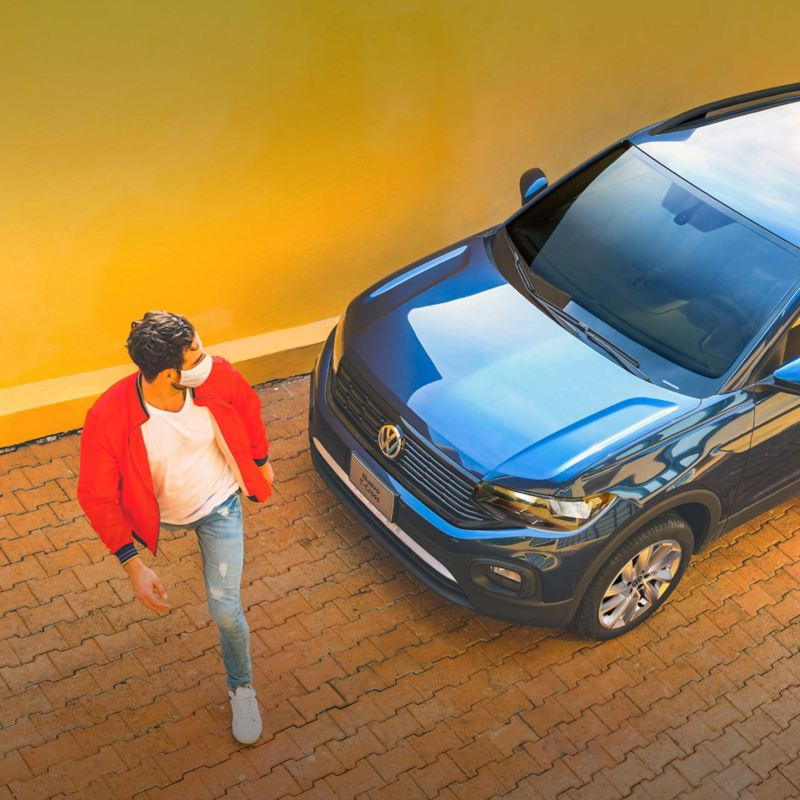 Conoce el precio de T-Cross el SUV de Volkswagen ideal para ciudad