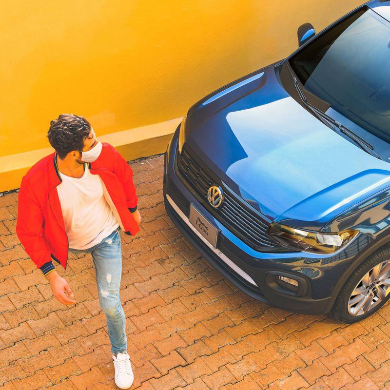 Nuevo T-Cross 2020 Volkswagen México - Promoción de julio