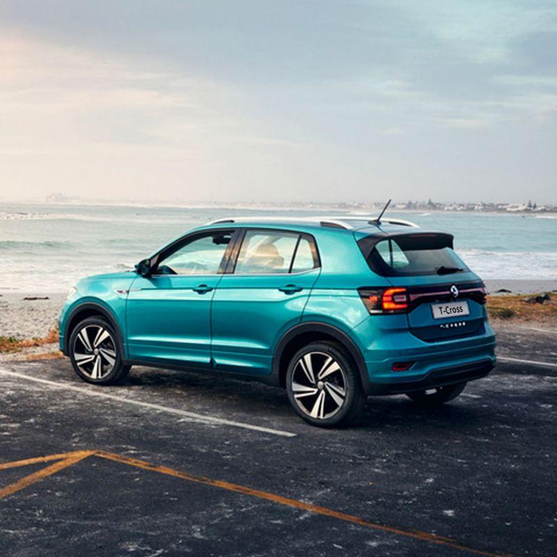 Modello di Volkswagen Business T-Cross Advanced