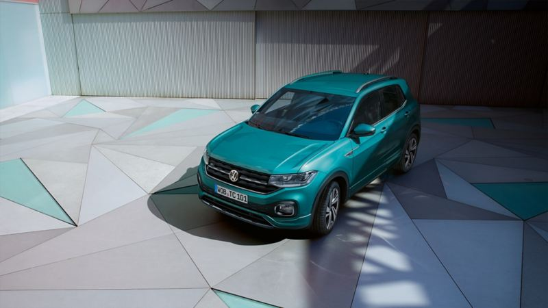 T-Cross Front-view