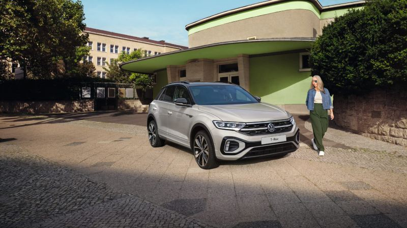 Volkswagen T-Roc Sport Exclusive