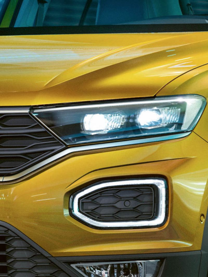 T-Roc Headlamps