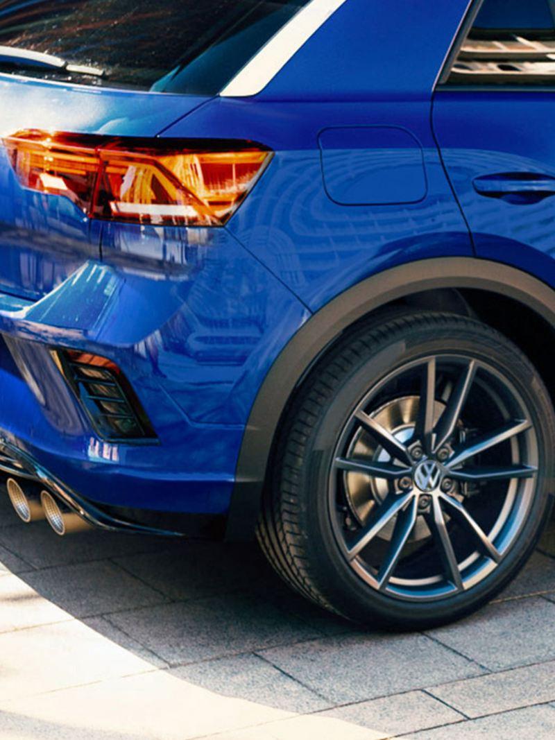"VW T-Roc R Detail Felge,  R-Leichtmetallräder 19 Zoll ""Pretoria"""