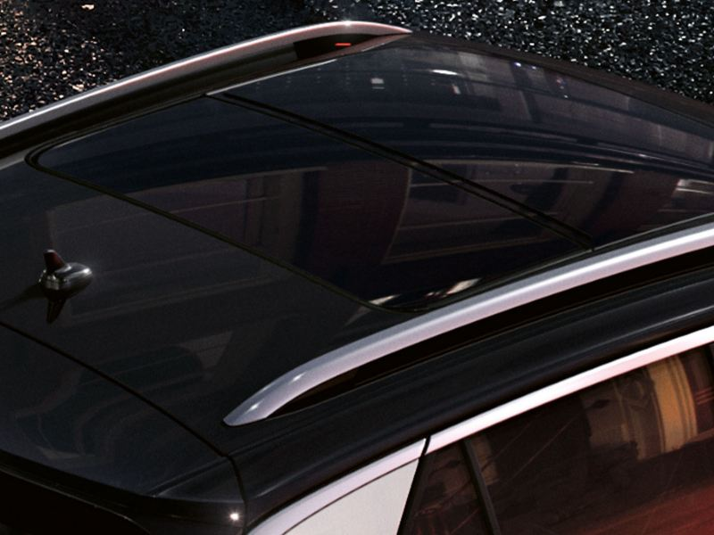 T-Roc Sunroof