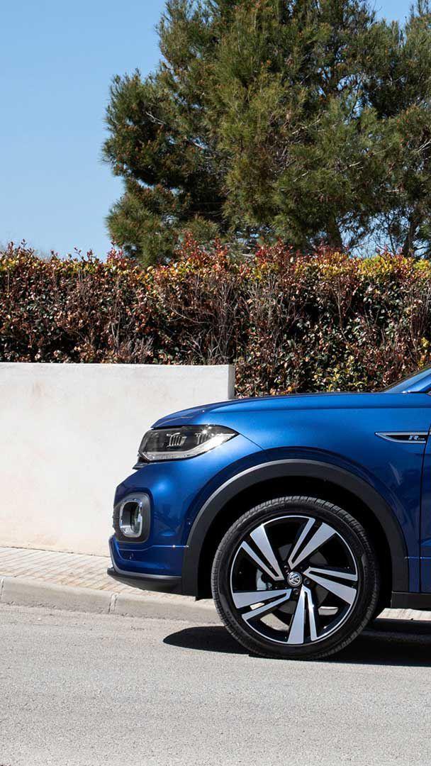 Volkswagen T-Cross klar for Norge
