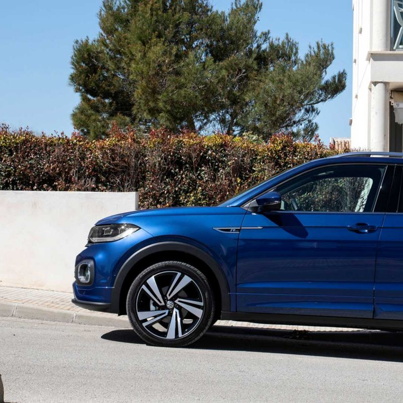 Volkswagen T-Cross klar for Norge