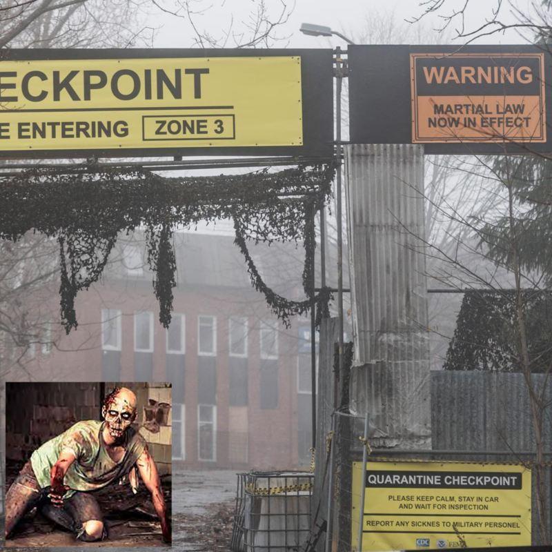 Zombies vid Stråssa gruva