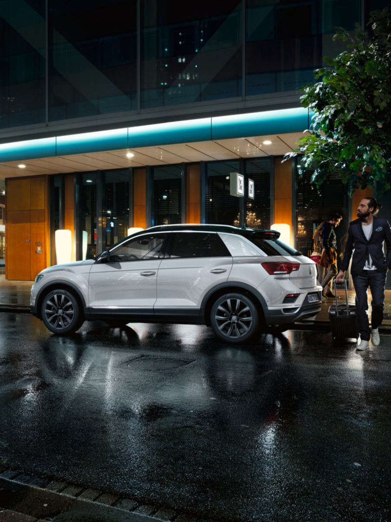 The T-Roc R-Line Performance