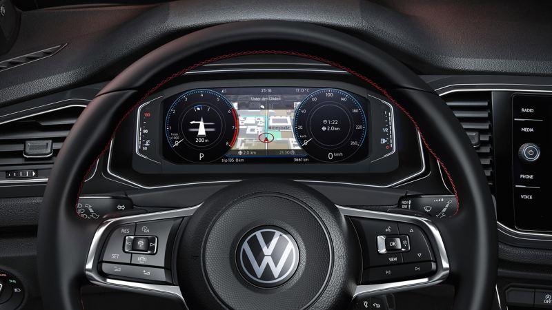 Active Info Display i Volkswagen T-Roc