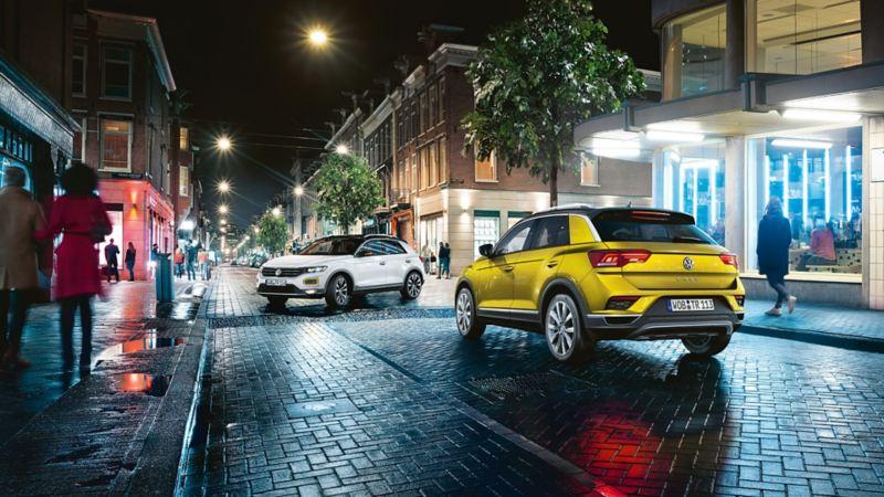 Volkswagen T-Roc nyt yksityisleasingsopimuksella alkaen 269 €/kk (48 kk / 40 000 km).